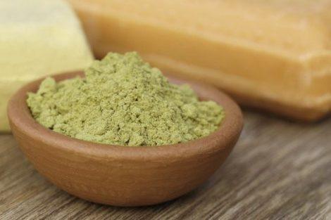 ZENNA Zöld agyagos méregtelenítő arcmaszk zsíros, pattanásos bőrre