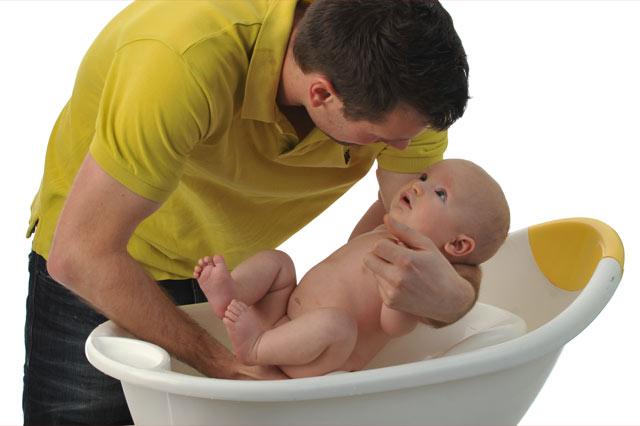 babafürdetés apával
