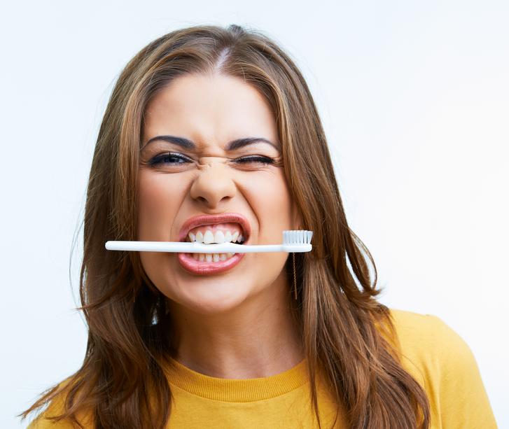 ekcéma a fogkrémtől